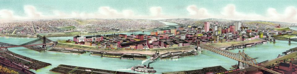 Pittsburgh, 1903. [Public Domain]