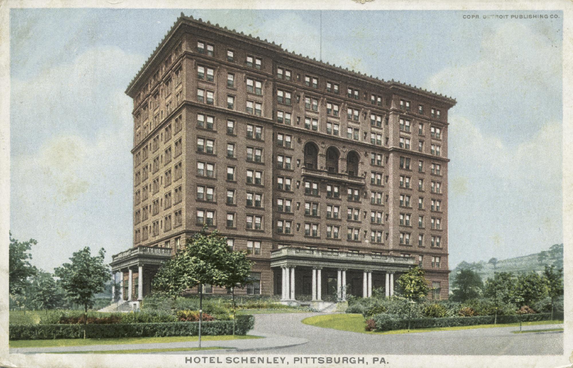 Hotel Schenley
