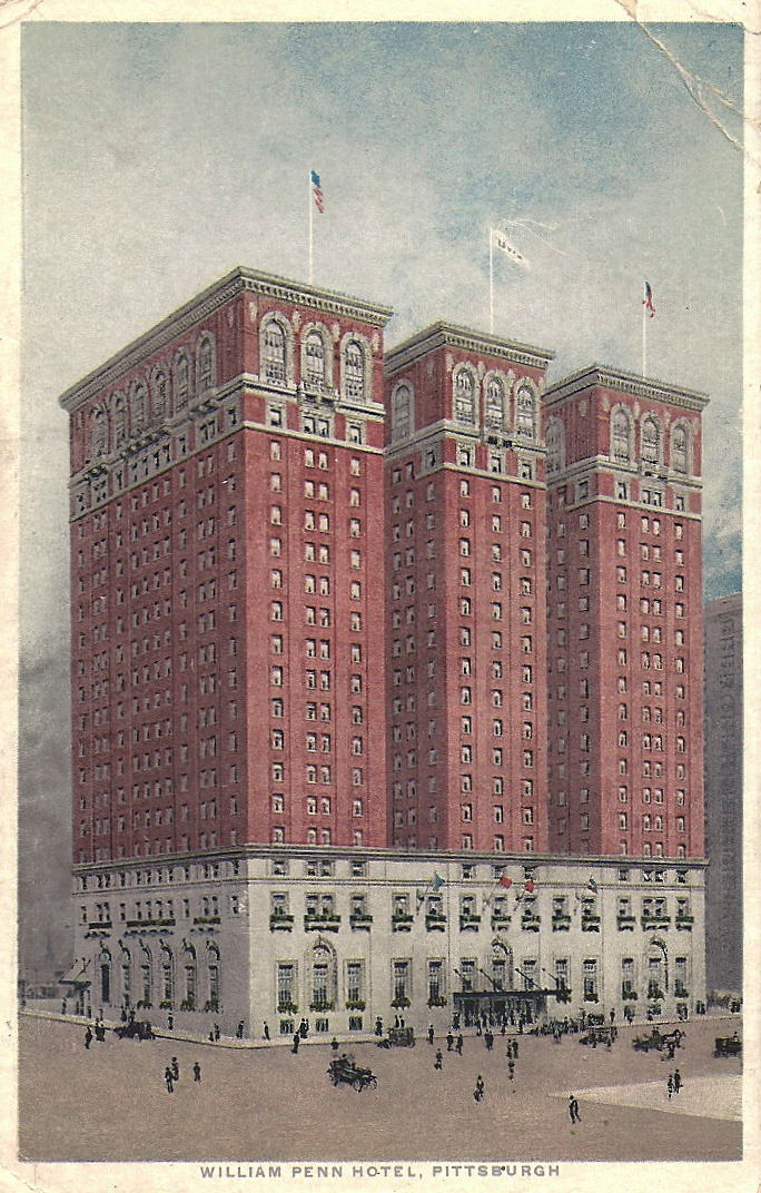William Penn Hotel