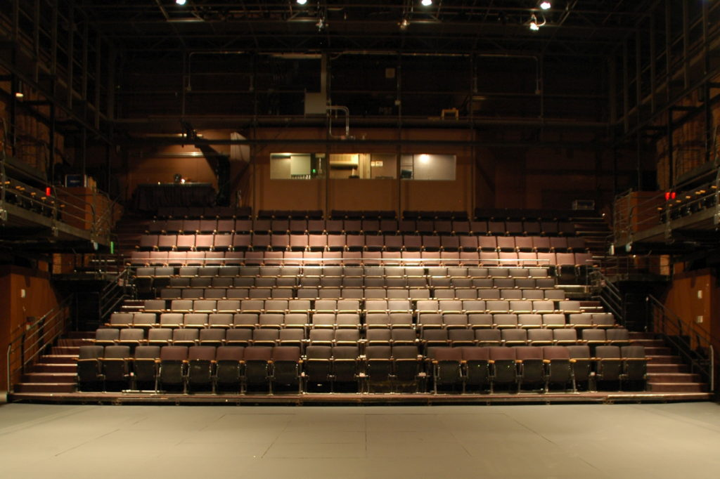 The New Hazlett Theater.