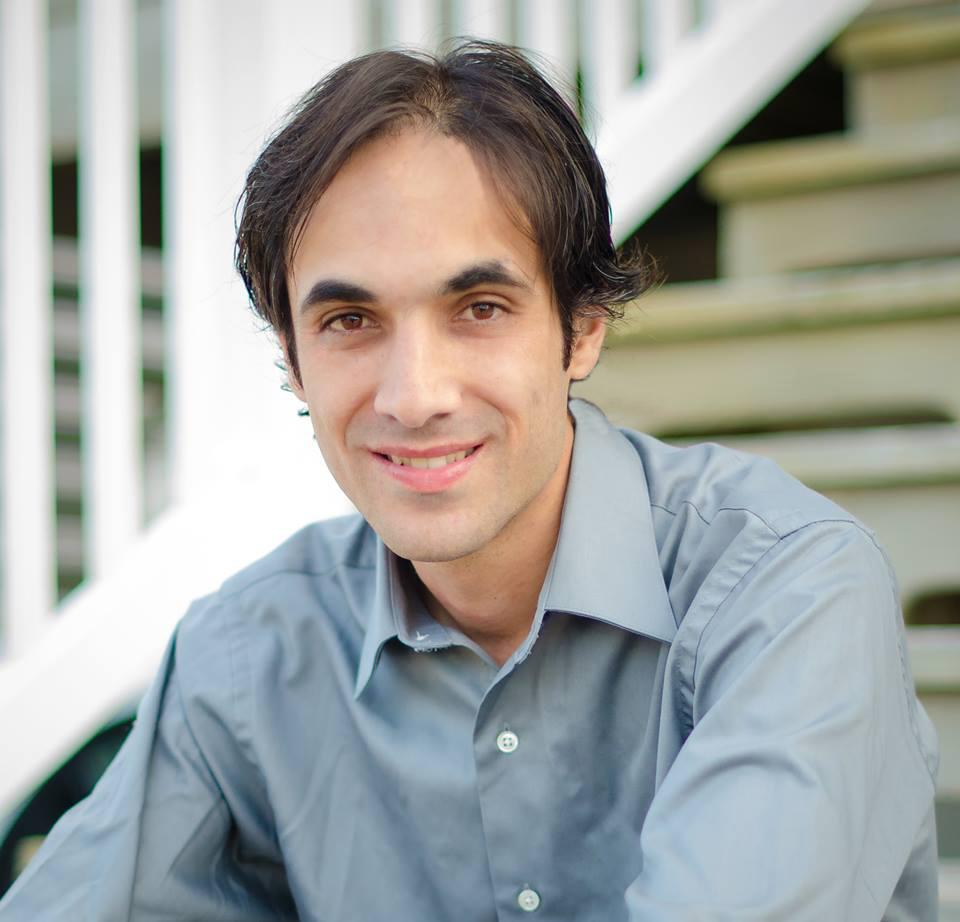 Federico Garcia-De Castro. Photograph by Erin Gallagher, courtesy of Garcia-De Castro.